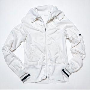 Lululemon Full Zip Terry Cloth Jacket, Size M
